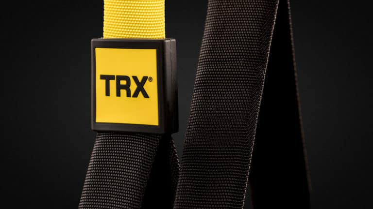 TRX Fly Push Ups