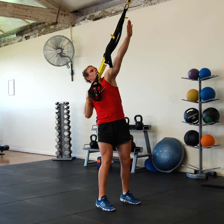 TRX Power Pull