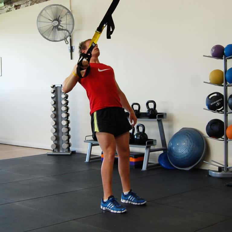 TRX Single Arm Row
